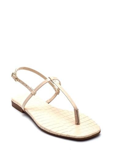 Derimod Spor Sandalet Bej